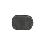 SIWA SQUARE POUCH S BLACK 150