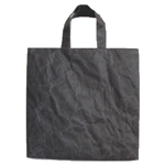 SIWA SQUARE BAG M BLACK 150