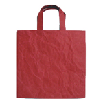 SIWA SQUARE BAG M RED 150