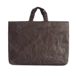 SIWA CUSHIONED CASE BAG MARRON OSCURO