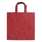 SIWA SQUARE BAG M ROJO