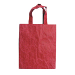 SIWA SQUARE BAG S ROJO
