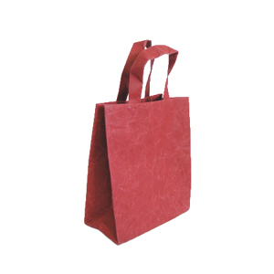 SIWA SQUARE BAG S ROJO2