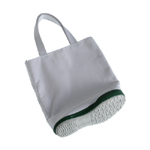 PLUS MINUS ZERO UWABAKI BAG VERDE